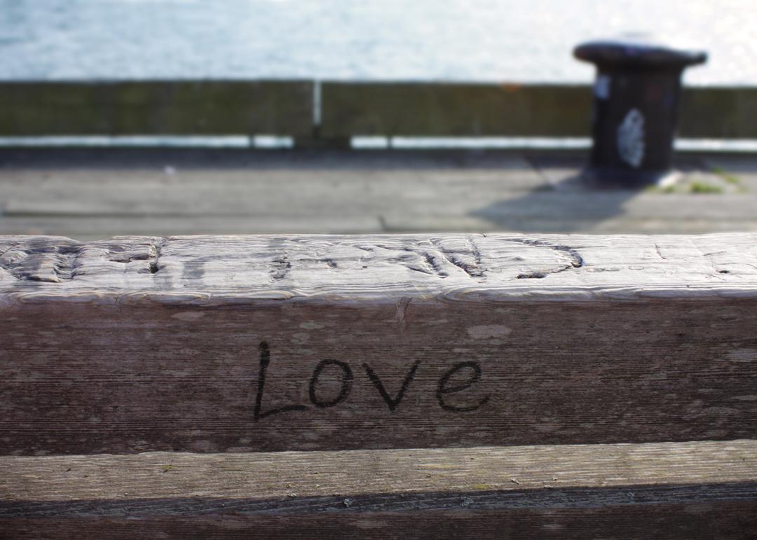 Love Bench